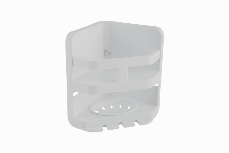 CANTONEIRA ACESSORIOS WC PVC BCO (KANT2) ASTRA