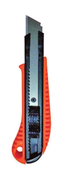 ESTILETE 18MM PLASTICO (BFH0030) BESTFER
