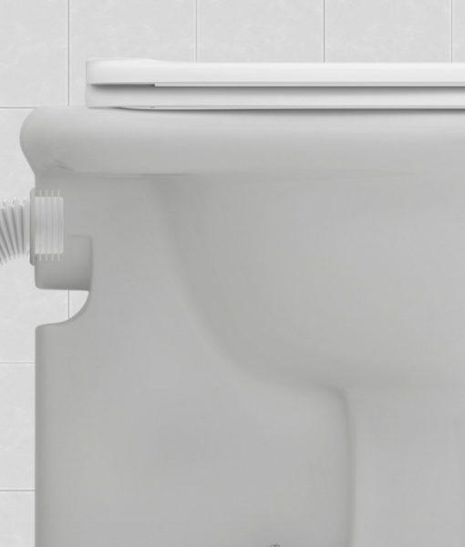TUBO LIGACAO FLEXIVEL BRANCO (7290) CENSI