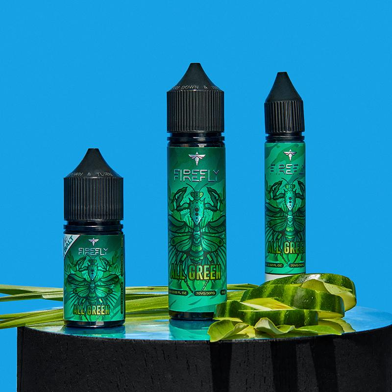 All Green 30ML - FireFly E-Liquid