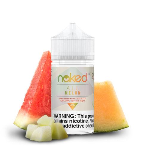 All Melon Salt 30ML - Naked100 E-Liquid