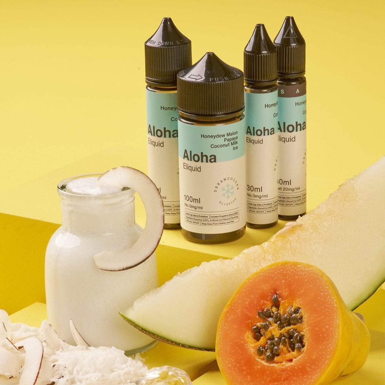 Aloha 30ML - Dream Collab E-liquids