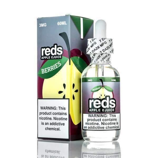 Apple Berries 60ML - RED's Apple E-Liquid