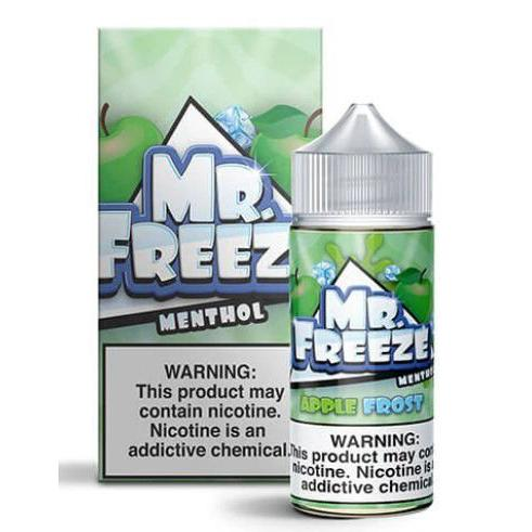 Apple Frost 100ML - Mr. Freeze E-Liquid
