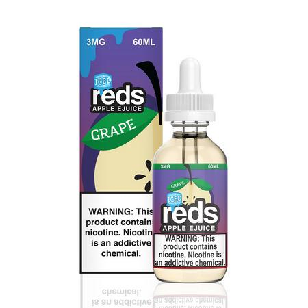 Apple Grape Iced 60ML - RED's Apple E-Liquid