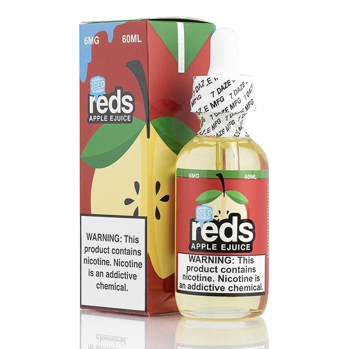 Apple Iced 60ML - RED's Apple E-Liquid
