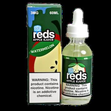 Apple Watermelon Iced 60ML - RED's Apple E-Liquid