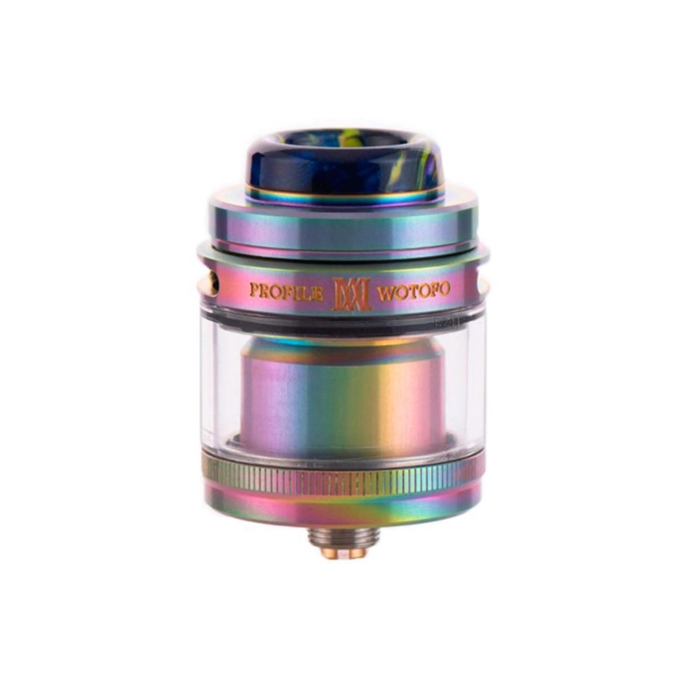 Atomizador Profile M RTA Mesh 25mm - Wotofo