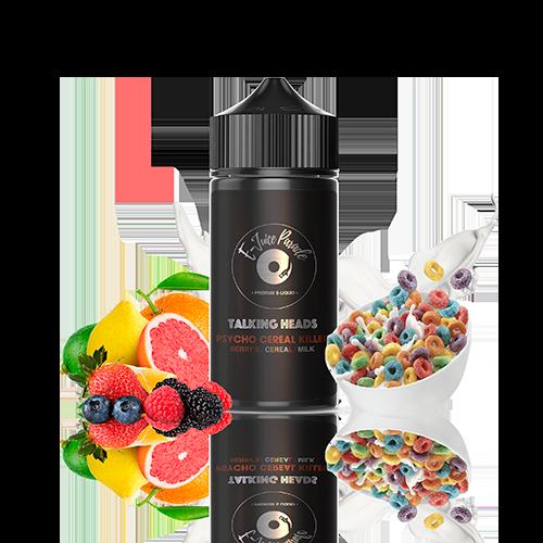 Cereal Fruit Berrys 30ML - E-Juice Parade