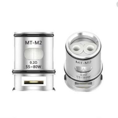Coil Alpha Zip MT-M2 Dual Mesh Voopoo 0.2 Resistência (1 un.)