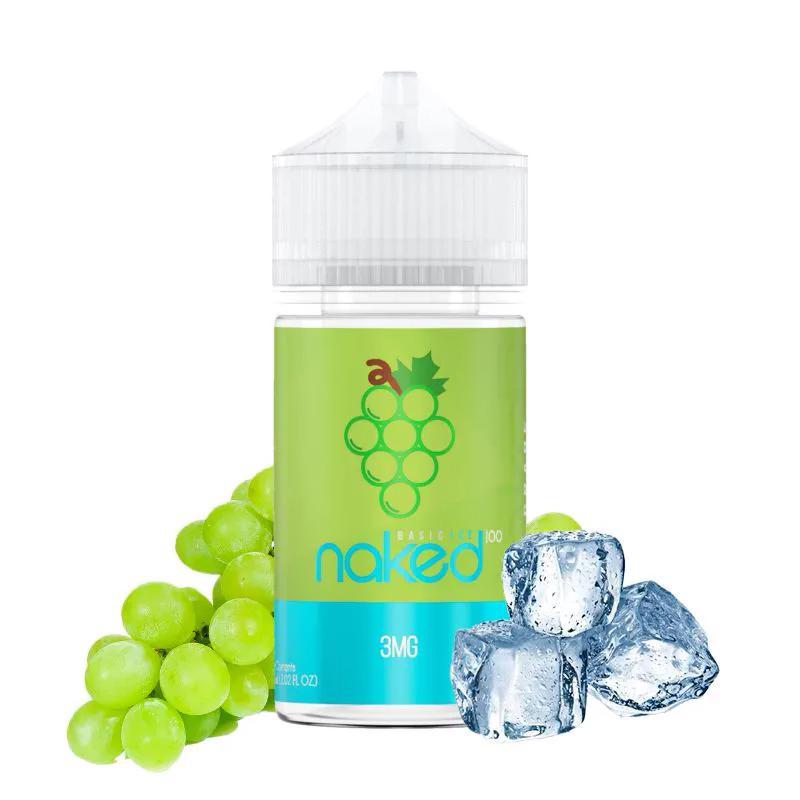 Grape Ice 60ML - Naked100 E-Liquid