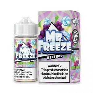 Green Apple Grape Frost 100ML - Mr. Freeze E-Liquid