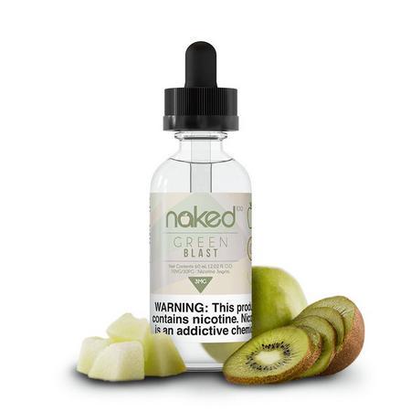 Green Blast 60ML - Naked100 E-Liquid
