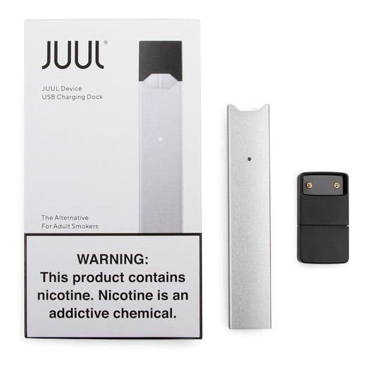 JUUL Basic Kit (Cigarro Eletrônico)
