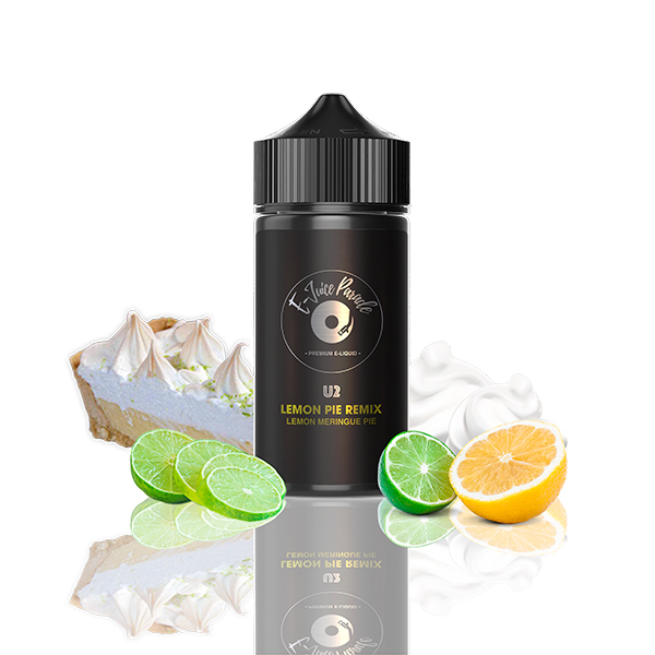 Lemon Meringue Pie 30ML - E-Juice Parade