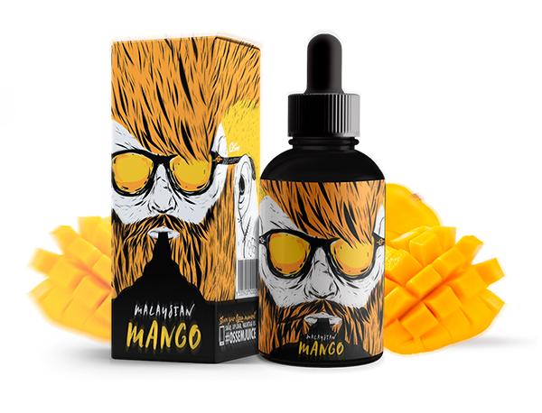 Malaysian Mango 60ML - Ossem Juice