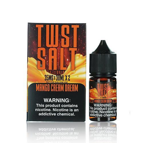 Mango Cream Dream Salt 30ML - Twist E-Liquid