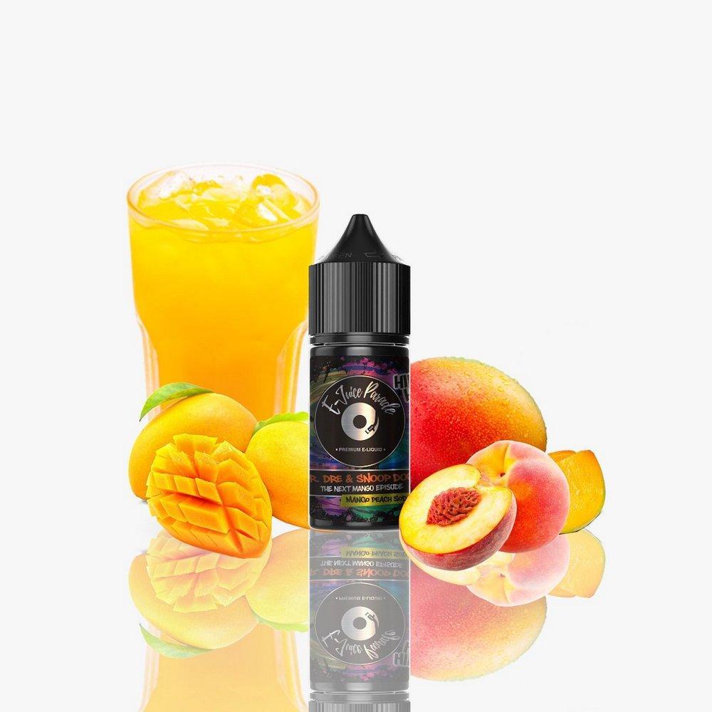 Mango Peach Soda 30ML - E-Juice Parade