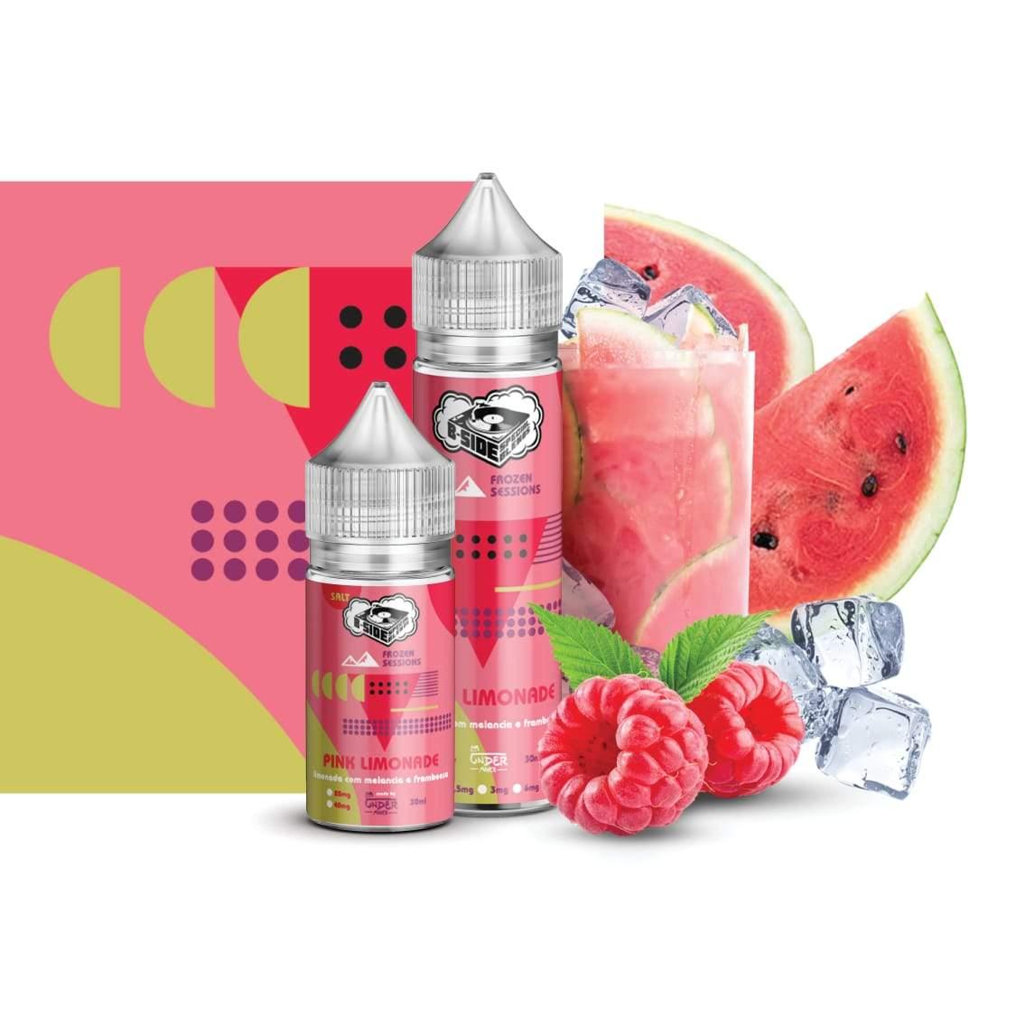 Pink Limonade Salt 30ML - B-SIDE Special Blends