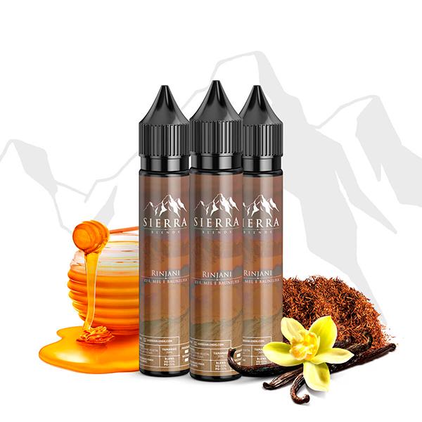 Rinjani Salt 30ML - Sierra Blends