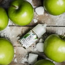 Sour Apple Ice Salt Plus 30ML - BLVK Unicorn E-Liquid