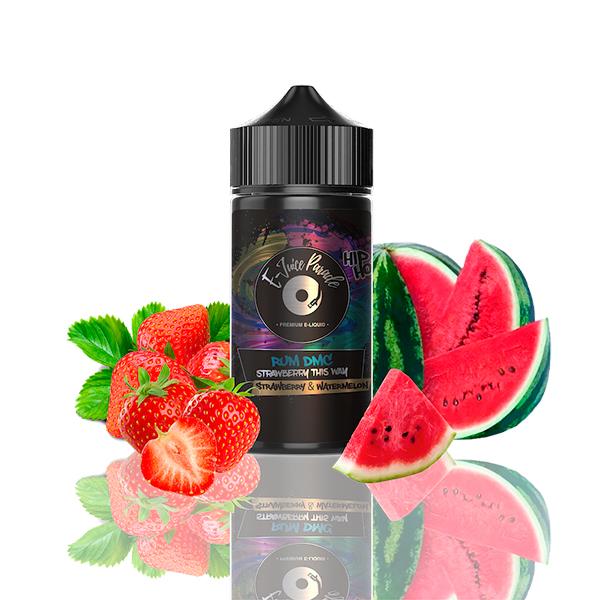 Strawberry & Watermelow 30ML - E-Juice Parade