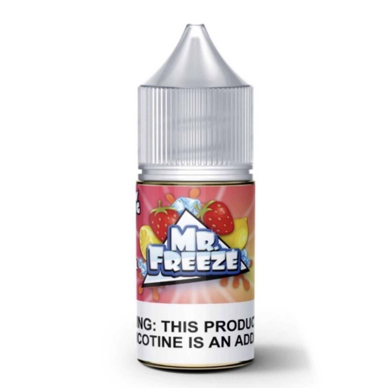 Strawberry Lemonade Frost Salt 30ML - Mr. Freeze E-Liquid