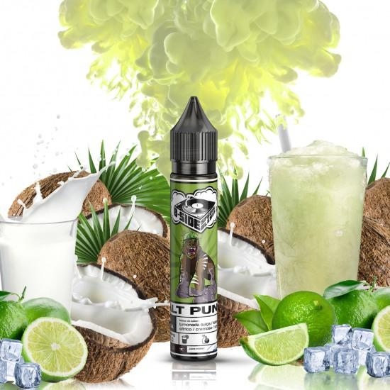 Swiss Colada Salt 30ML - B-SIDE Special Blends