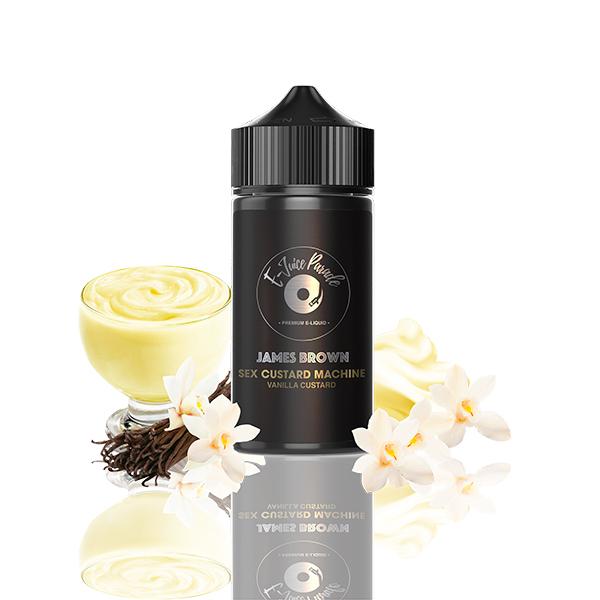 Vanilla Custard 30ML - E-Juice Parade