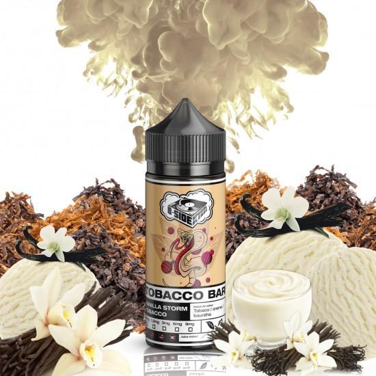 Vanilla Storm 30ML - B-SIDE Special Blends