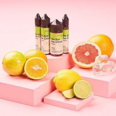 We Are The Citrus Salt 30ML - Dream Collab E-liquids