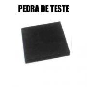 PEDRA DE TOQUE PARA TESTE DE OURO PEQUENA (4X4CM)