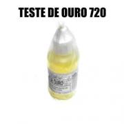 TESTE DE OURO 720 - EXPERT / EXATA - ÁGUA DE TOQUE