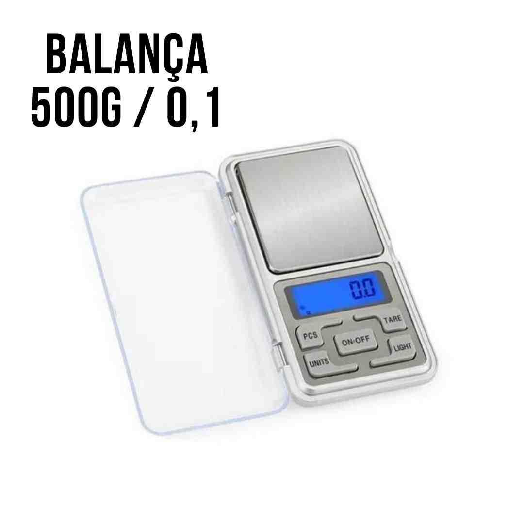 BALANÇA DIGITAL 500g / 0,1 - LANTE