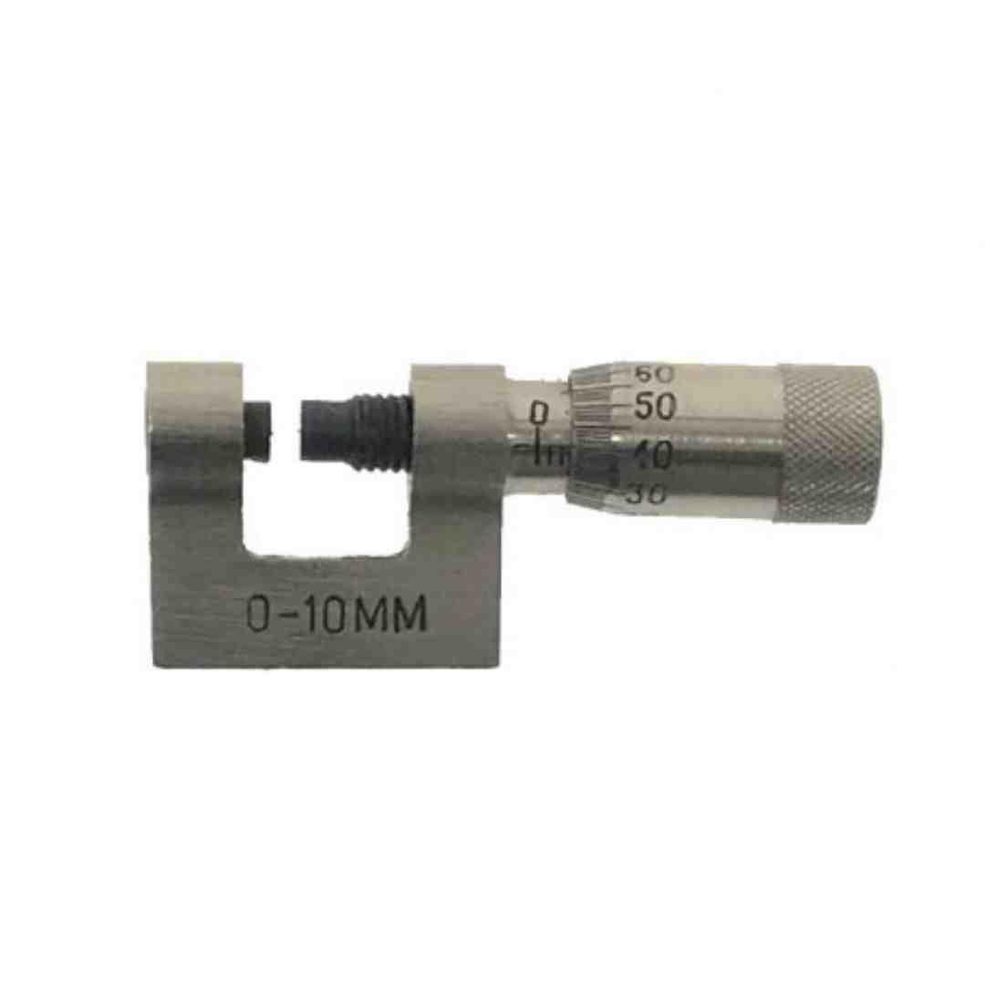 MICRÔMETRO 0 - 10 mm