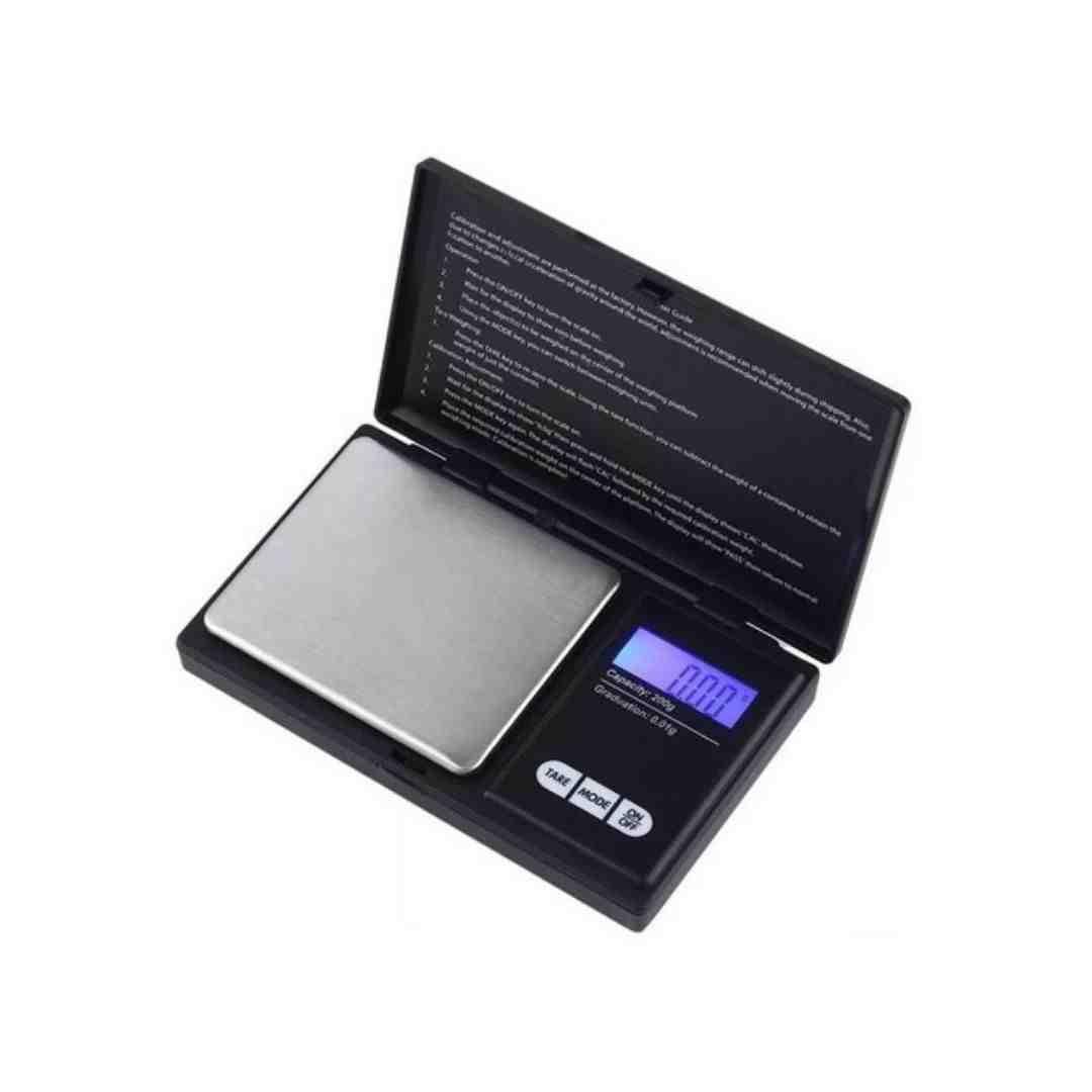 Mini Balança Alta Precisão Digital 0,01g - 200g