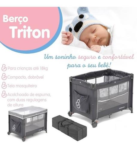 BERCO MOCHILA GALZERANO TRITON GRAFITE