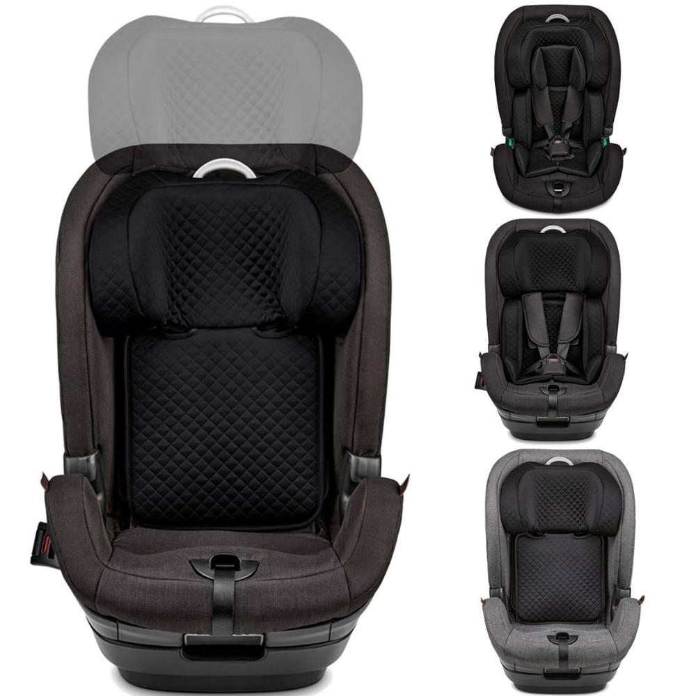Cadeira De Carro Abc Aspen Black 9 A 36kg