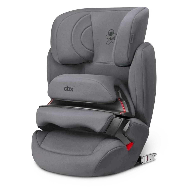 Cadeira De Carro Cbx  Aura Fix Comfy Com Isofix Grey