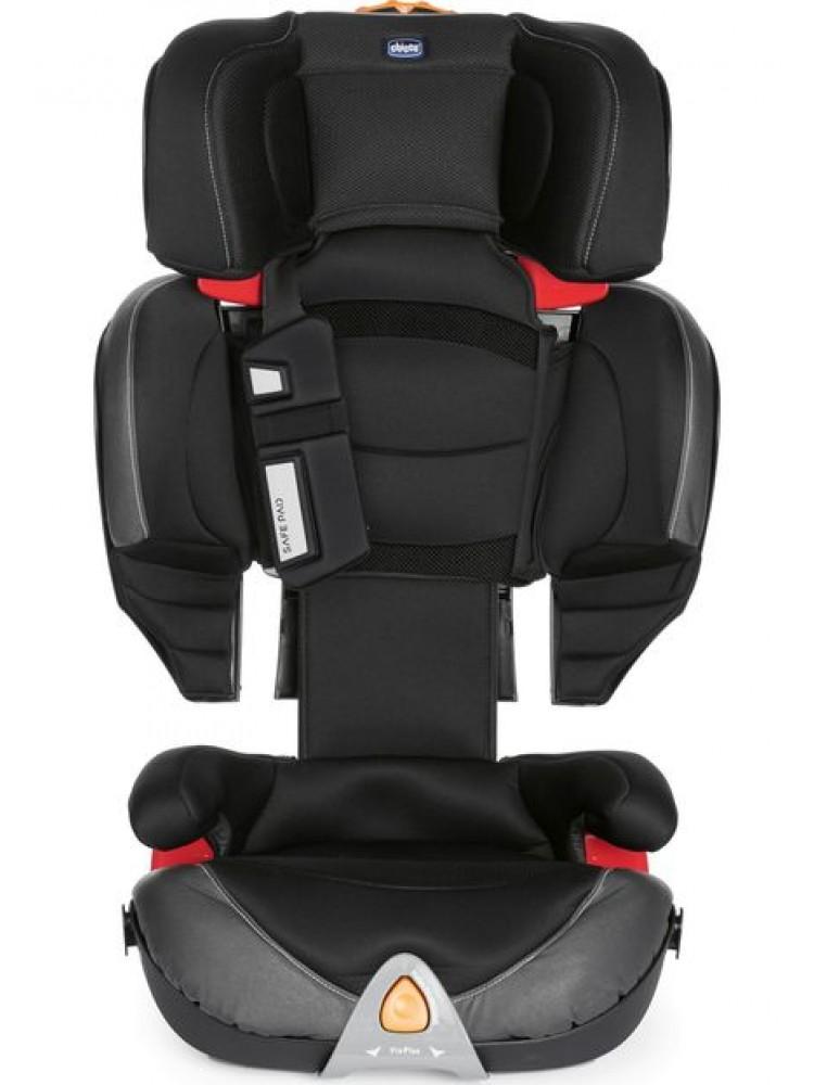 Cadeira De Carro Chicco Oasys 2-3 Evo Fixplus (Isofix)