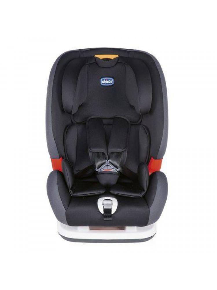 Cadeira De Carro Chicco Youniverse Isofix Jet Black