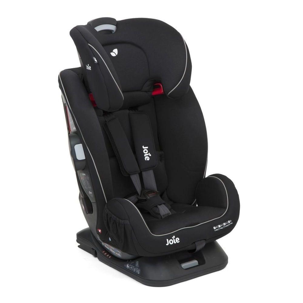 Cadeira De Carro Joie Every Stage Fix 36Kg Preto Coal