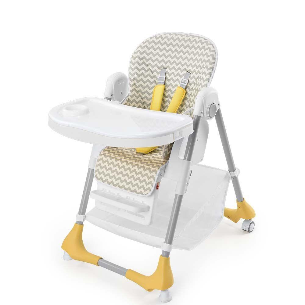 Cadeira de Papa Multikids Gourmet Alta Até 15Kg