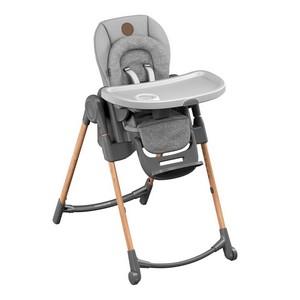Cadeira De Refeicao Maxi Cosi Minla Essential Grey
