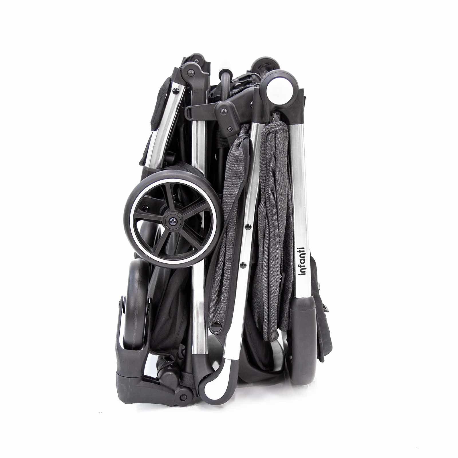 Carro Infanti Legend Duo Travel System Black Bold