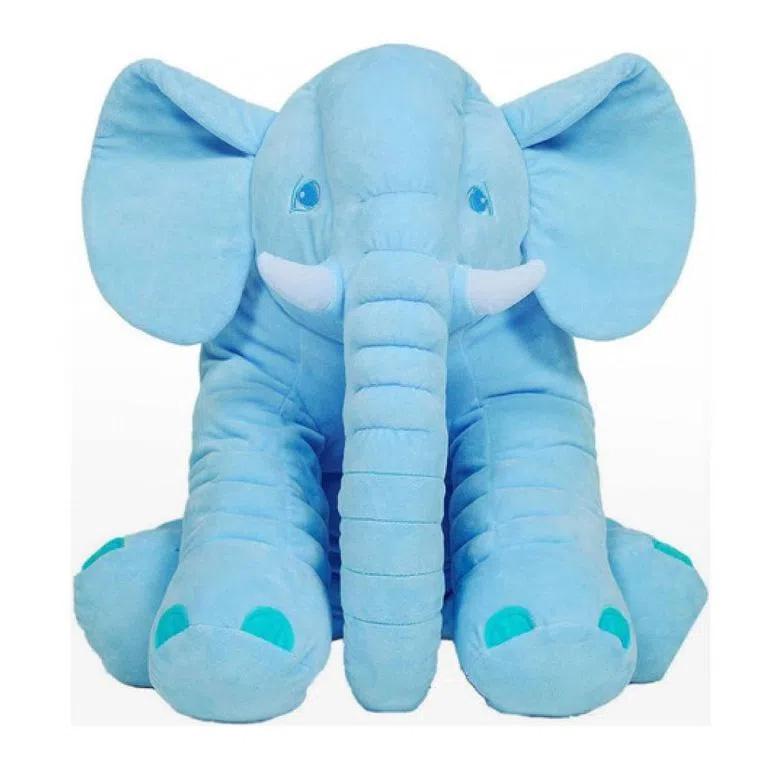 Elefante Buba Gigante Azul