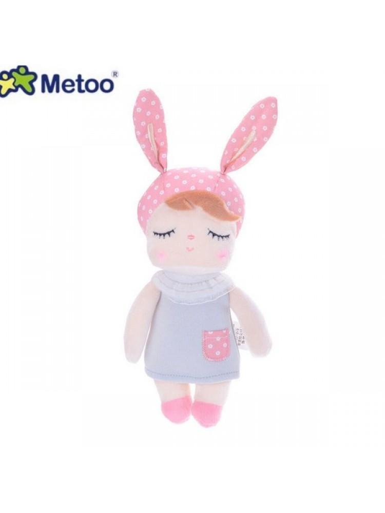 Mini Metoo Doll Angela Cinza