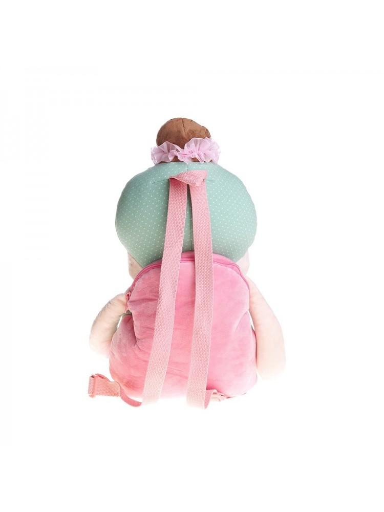 Mochila Metoo Bugababy Doll Angela Ballet