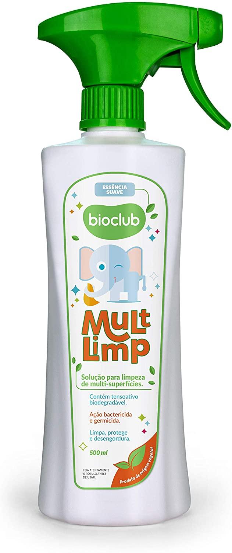 Multi Limpeza De Superfícies Bioclub 500ml