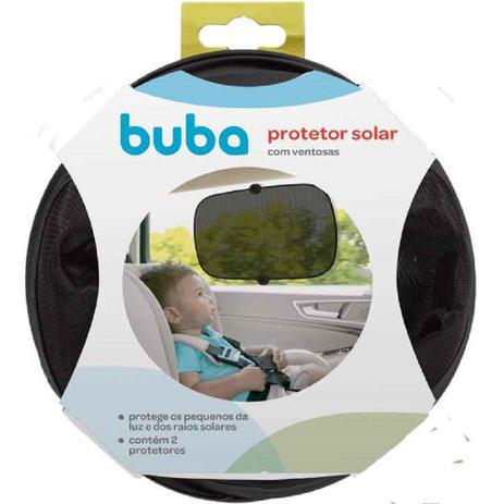 Protetor Solar Buba Para Carro Com Ventosa